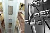 """""""Спайдерное"""" остекление для наружных конструкций и интерьерных применений"""