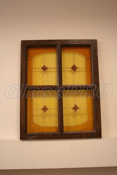 Витраж Тиффани для окна - образец