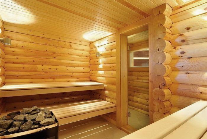 Model SN-01. Sauna and steam room door made of transparent glass