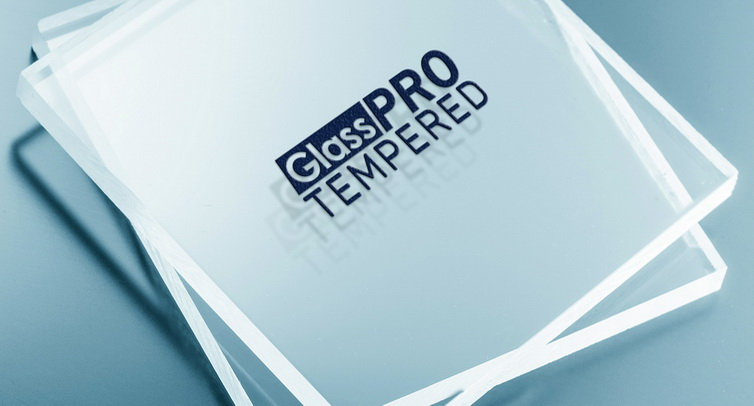 Tempered glass from the GlassPro company