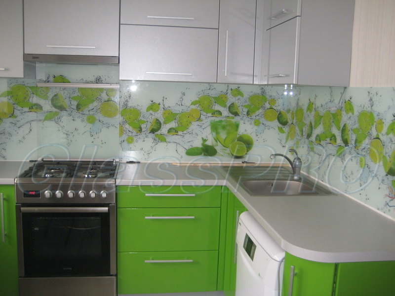 Wall kitchen panels (tile panels)