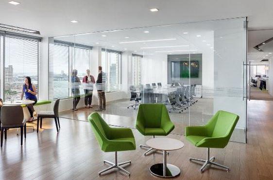 """Стеклянные офисные перегородки - <span style=""""color: #ffff00;""""> Увеличить!</span>"""
