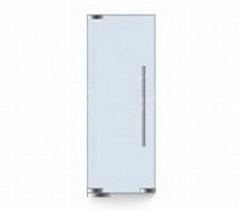 Составной элемент - распашная стеклянная дверь