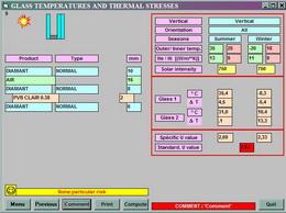 """Если в составе """"спайдерной"""" системы планируется использование ламинированного стекла или стеклопакетов, предварительно необходимо произвести контрольный расчет максимальных температур полимерного слоя и герметиков."""