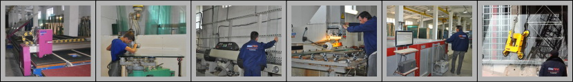 """""""ГлассПро""""- собственное производство по переработке, ламинированию и закалке различных видов строительного стекла"""